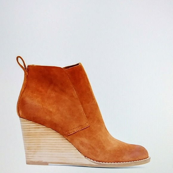 Lucky Brand LK Yoniana Wedge Bootie RNHqVvdxw1